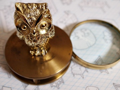 the Owl magnifier