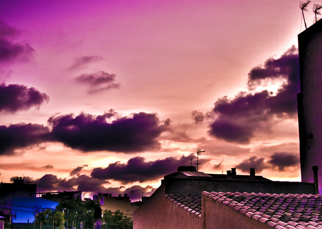 HDR Nubes