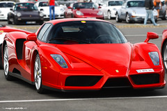 Ferrari Enzo - Sport et Collection 2011 (Fast-Auto.fr) Tags: auto show city friends light people urban sun color sexy art love fashion sport june festival clouds canon de geotagged fun rouge photography photo juin model europe track italia raw day dof photos cancer fast ferrari collection ciel val le enzo gathering 500 limited et circuit scuderia vienne contre gtb supercars paddock f40 iphone 308 355 399 458 2011 rassemblement vigeant fastauto worldcars flickraward iphoneography instagramapp fastautofr