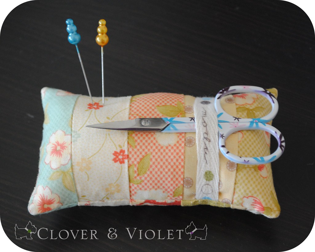 Whimsy Pincushion