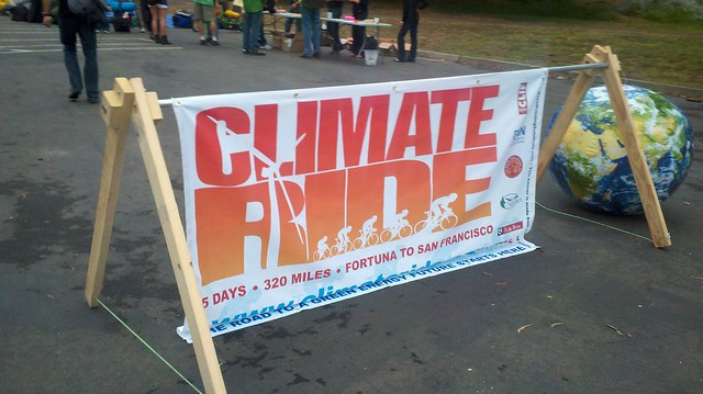 Time for Climate Ride!