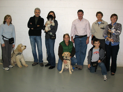 """Fall 2009 Puppy Head Start Class • <a style=""""font-size:0.8em;"""" href=""""http://www.flickr.com/photos/65918608@N08/6201886446/"""" target=""""_blank"""">View on Flickr</a>"""