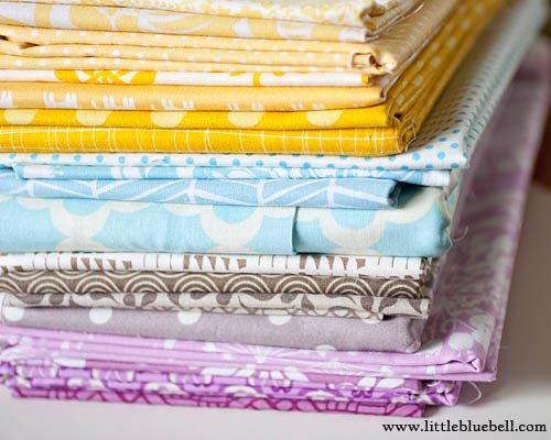 Safari Baby, Fabrics