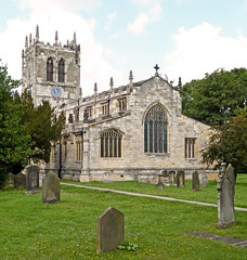 St Mary, Tadcaster by Tim Green aka atoach