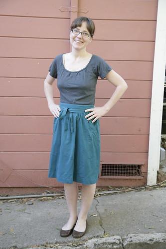 Skirt After.