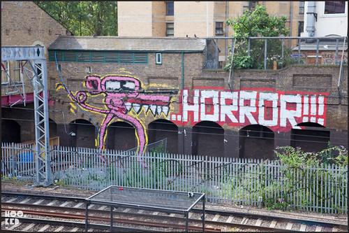 Rowdy & Horror