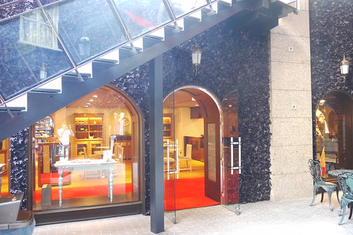 Simple Kaffa-店面入口