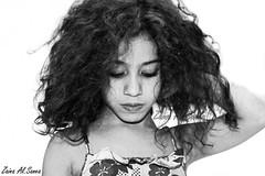 JODY (Zaina Al-Sanea) Tags: portrait bw white black kids kid jody jojo jodi zaina alsanea