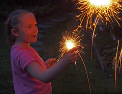 Canada Day Sparklers 3 by Clover_1