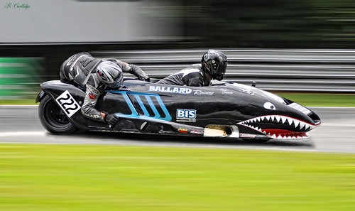 Pin Sharp Shark !!!!!!! by bev.c2007 slowly getting better, shark mouth two person racing motorcycle