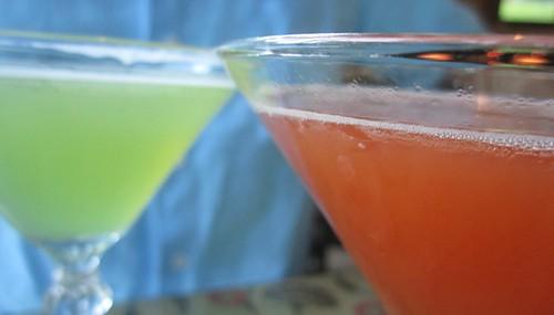 Cocktails, Estragon, Boston