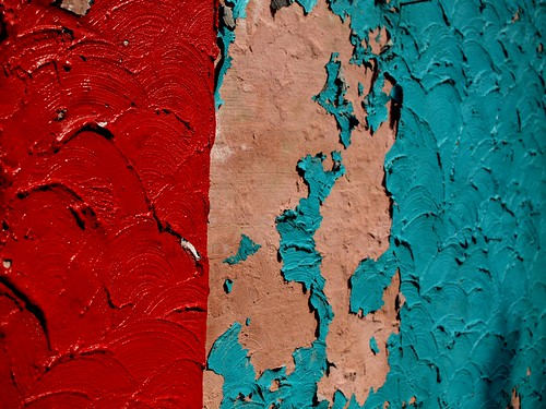 Blue, Red, and Decay