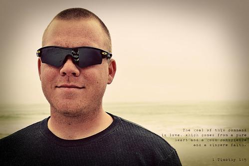 Tim Carmel Beach 2011