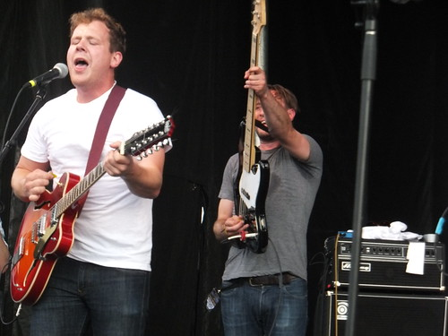 Library Voices at Ottawa Bluesfest 2011