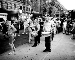 East Village Jazz Funeral (II)
