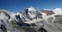 Dent d'Hrens (photofabulation) Tags: mountain montagne switzerland suisse pentax dent valais dhrens k10d