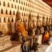 Wat Si Saket com mais de 10.000 estátuas de Buda