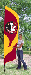 Florida State Tall Feather Flag