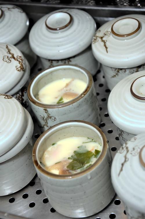 steam egg