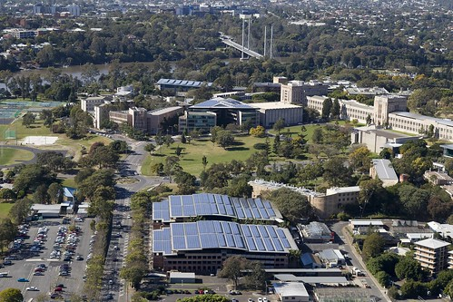 The UQ Solar Array