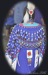 Blue Beading (misst.shs) Tags: nikon spokane dancing drumming flathead coeurdalene powwow pendorielle blackfoot salish kootenai costurmes d90 nativeamericantraditions arleemontana