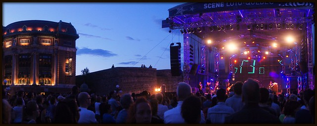 Place d'Youville - Festival d'été de Québec 2011
