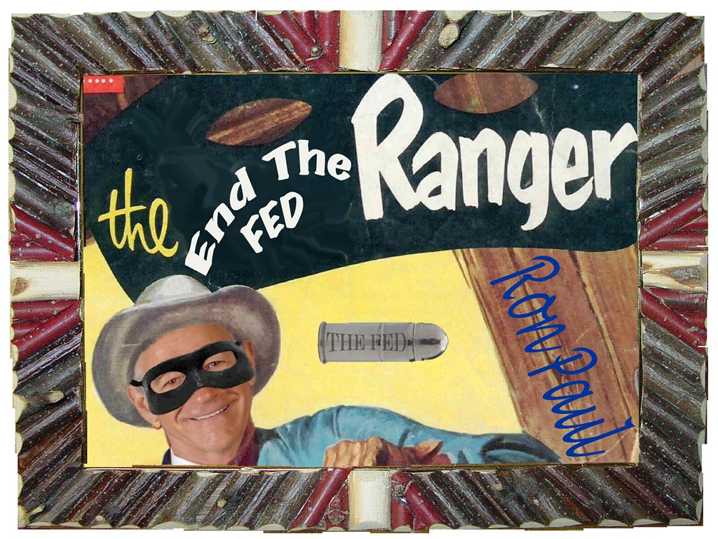 THE END THE FED RANGER