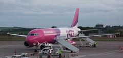 Wizz Air Airbus A320-232 HA-LPN. (Fred Dean Jnr) Tags: wizzair airbus a320232 halpn corkairport cork july2011 ork