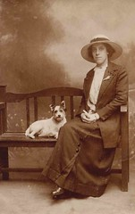 Both Serene (Libby Hall Dog Photo) Tags: chien dogs cane hond perro gifts hund dogphotography vintagephotographs kennelclub vintagedogs printsforsale antiquephotographs dogbooks libbyhall buyprints picturelibrary doggifts antiquedogphotographs antiquedogs libbyhallcollection thesewereourdogs dogsinvintagephotographs dogsinantiquephotographs kennelclubpicturelibrary libbyhalldogphotographs princeandotherdogsprinceandotherdogsii postcarddogs