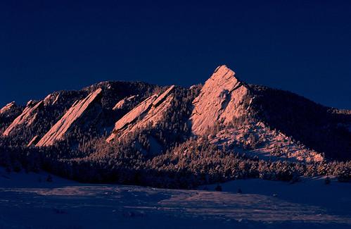 Photo - Alpenglow