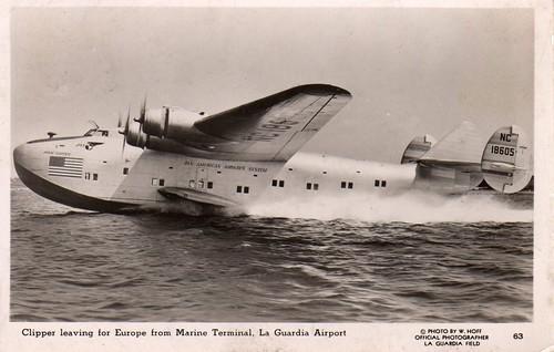 Boeing 314 La Guardia