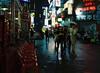 ... (june1777) Tags: street light mamiya rain night zeiss 645 kodak tl snap jena carl seoul pro portra 800 f28 mamiya645 80mm czj jongro biometar