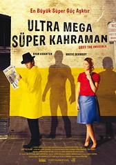 Ultra Mega Süper Kahraman - Griff The Invisible (2011)