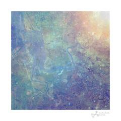 A_AlaskaLakes_03 (Le.Sanchez) Tags: usa lake texture alaska america photomanipulation photoshop landscape google googlemaps time earth space lakes layer layers laurasanchez lauraesanchez