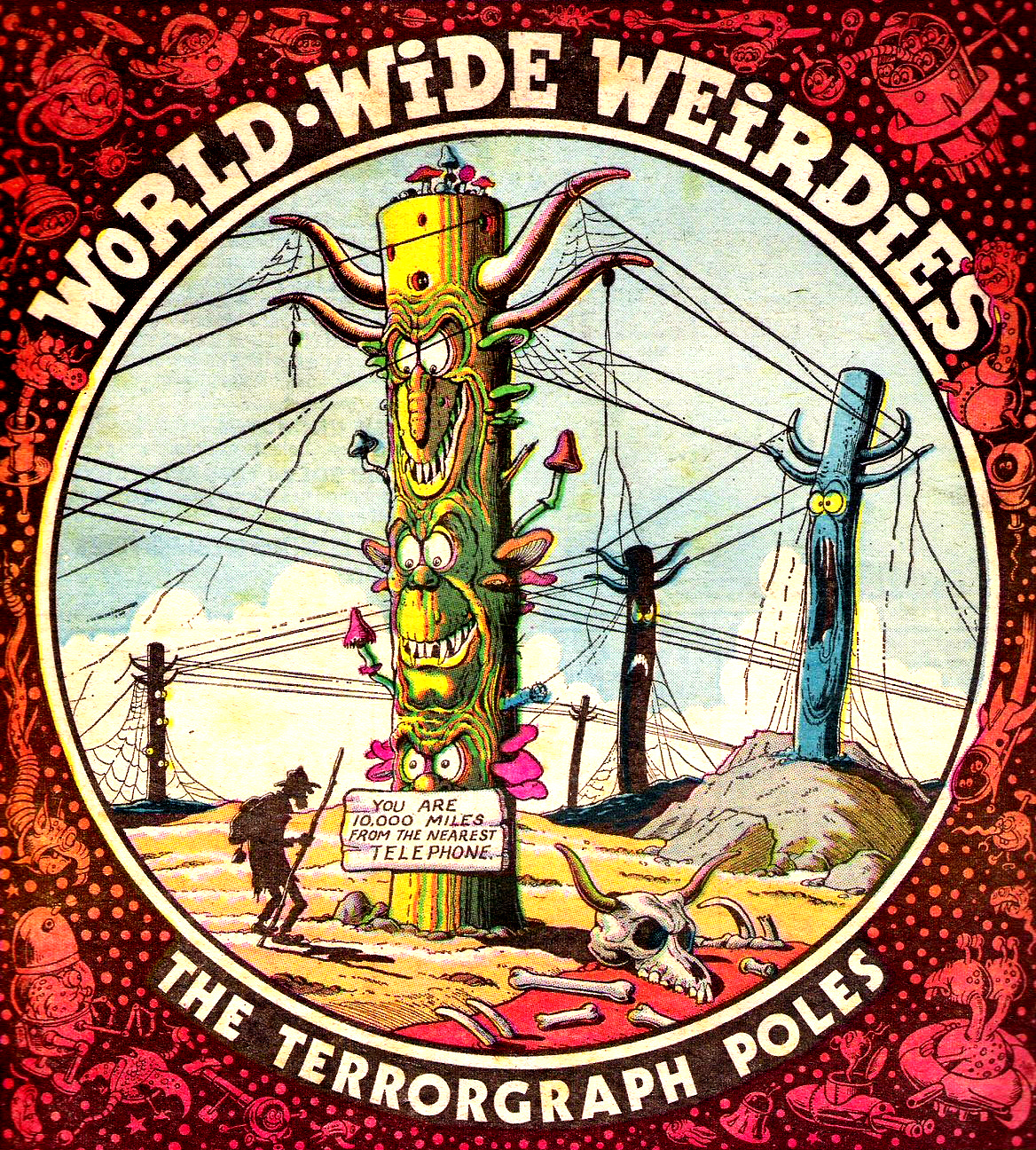 Ken Reid - World Wide Weirdies 12