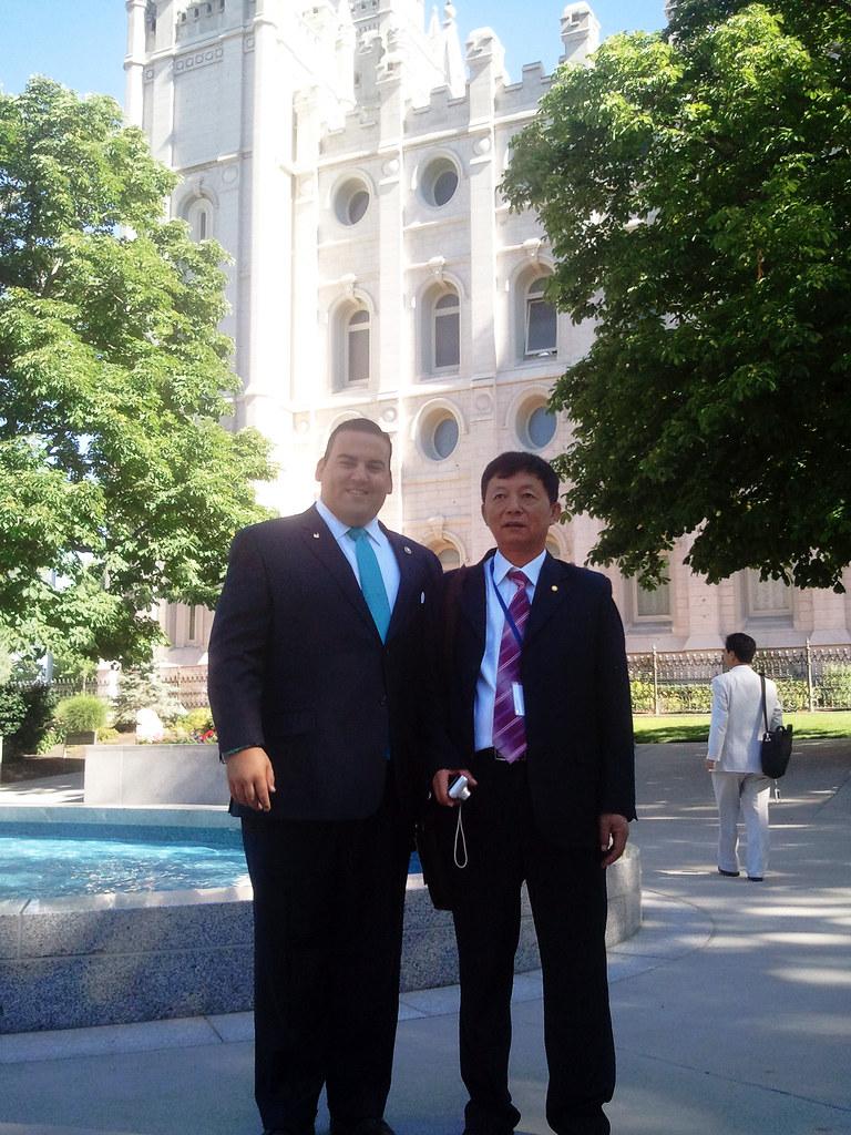 Keith & Xinming Liu