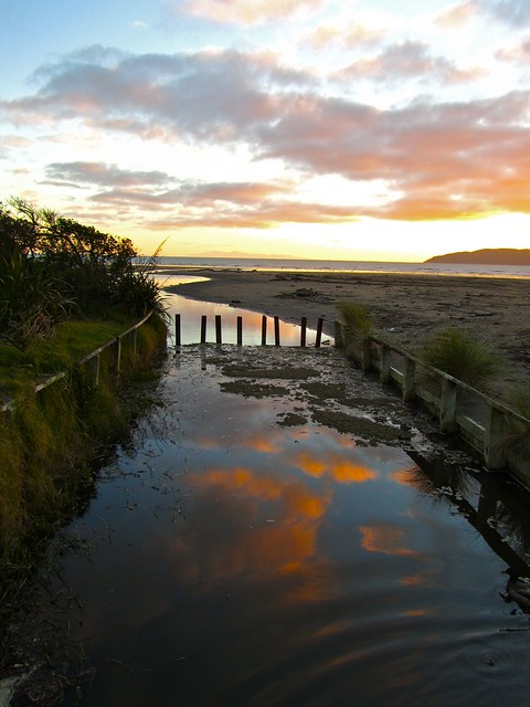 Paraparaumu Beach, New Zealand