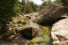 Río Arado (Terras de Bouro, Portugal)