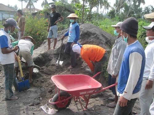 Pembangunan Sanggar Bangun Budaya