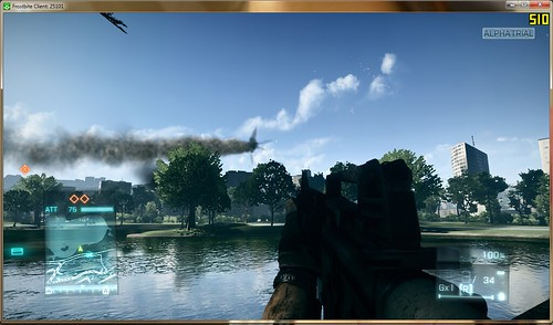 Battlefield 3 Alpha Trial Screenshots and Info Blowout
