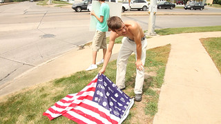"Anti-Torture Vigil - Week 56: ""That's Pretty Much What America Stands For"""