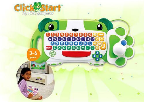 LeapFrog ClickStart: My First Computer (2007)