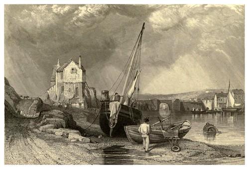 009-Puente de Stonehouse en Plymouth-Stanfield's coast scenery…1836- Clarkson Stanfield
