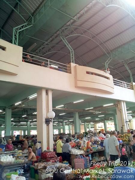 Firefly trip - Sibu Central Market, Sarawak.21