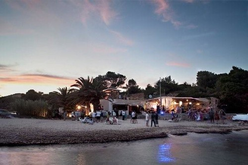 Diesel Island Ibiza Party at S'estanyol
