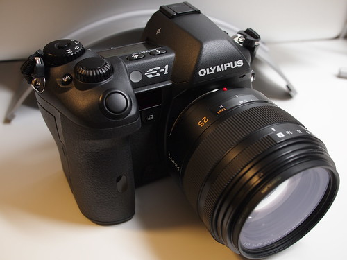 OLYMPUS E-1 + LEICA D Summilux 25mm F1.4 Asph.