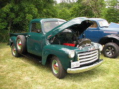 1950 GMC 150 (geognerd) Tags: truck illinois pickup elburn 2011countrycarshow 1950gmc150
