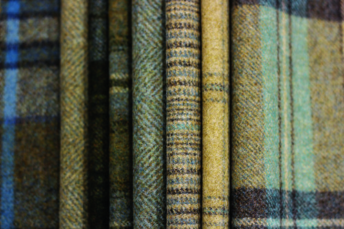 Tartan Sofa Fabric by Sofas & Stuff