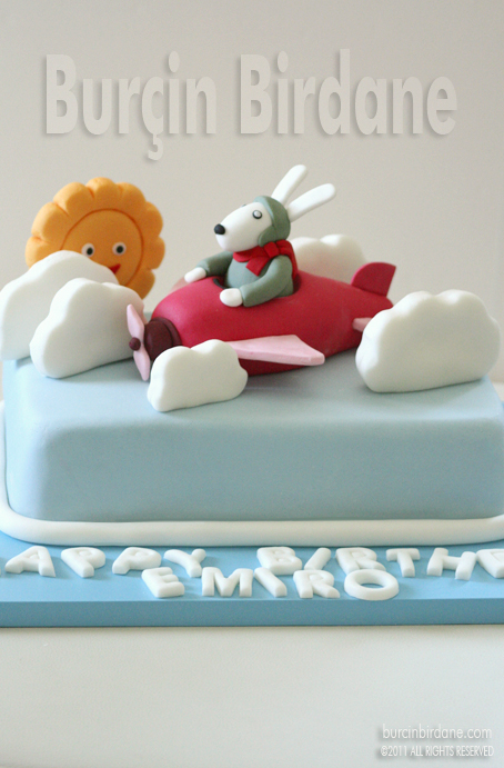 Louis World Cake1