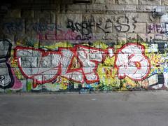 Graffiti in Wien/Vienna 2011 (kami68k -all over-) Tags: vienna wien graffiti chrome illegal ulf bombing 2011